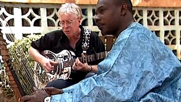 Bruce Cockburn and Toumani Diabate