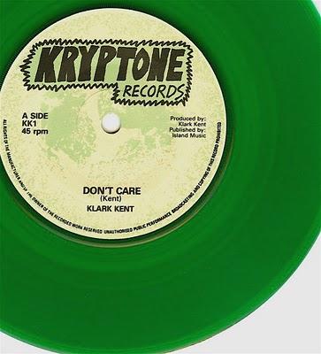 Klark Kent Don't Care