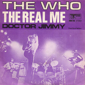 "The Who ""The Real Me"""
