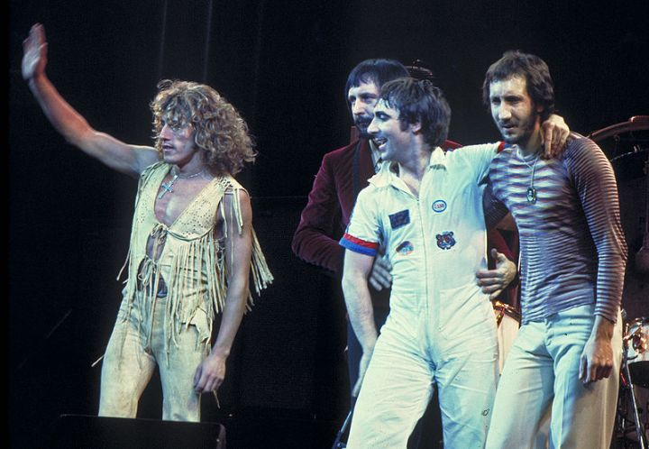 The Who 1975