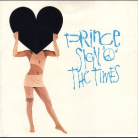 Prince Sign O' The Times single