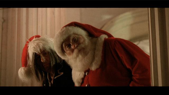 Bob Dylan and Santa
