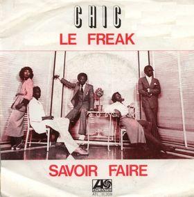 Chic - Le Freak / Dance, Dance, Dance