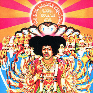 Jimi Hendrix Experience Axis Bold As Love