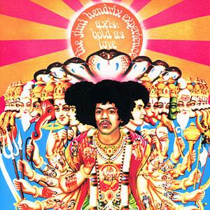 Jimi Hendrix Experience Axis Bold As Love