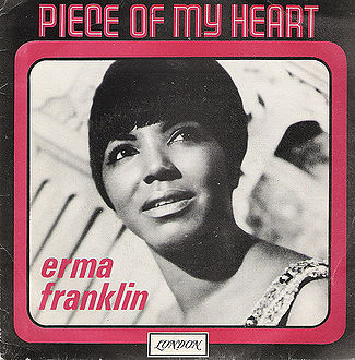 Erma Franklin Piece Of My Heary
