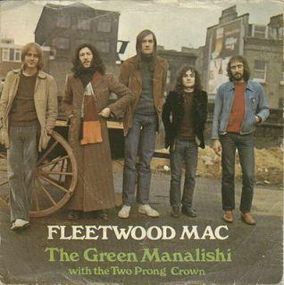 Fleetwood Mac The Green Manalishi
