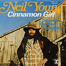 Cinnamon Girl Neil Young Crazy House