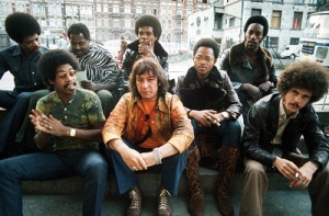 Eric Burdon & War Spill The Wine