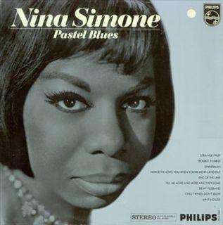 Nina Simone Pastel Blues