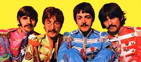 Sgt Pepper Gatefold