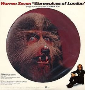 Warren Zevon Werewolves of London
