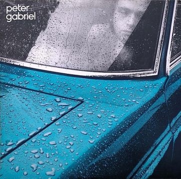 Peter Gabriel First Album 1977