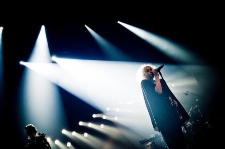 Goldfrapp live