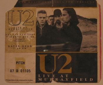 U2 1987
