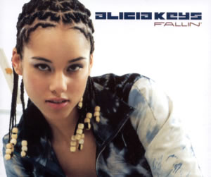 Alicia keys fallin single