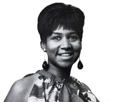 Aretha Franklin 1967