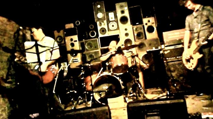 Hushdrops band shot