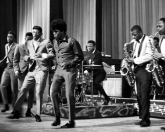 James Brown and the Famous Flames at the Apollo 1964