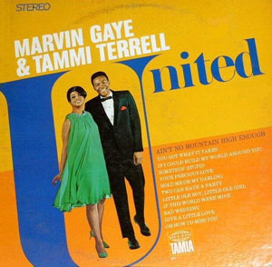 Marvin Gaye and Tammi Terrell United