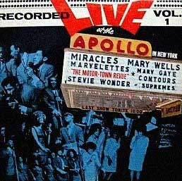 Motown Revue at the Apollo