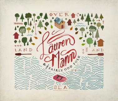 Lauren Mann & The Fairly Odd Folk Over Land And Sea