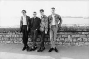 McCarthy band group shot
