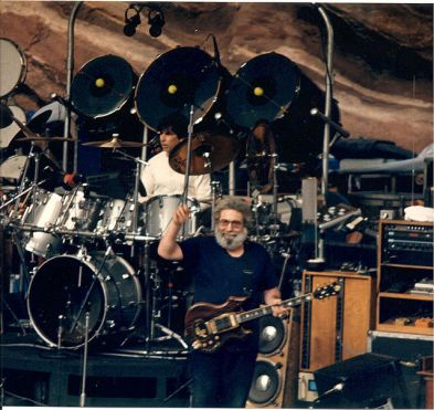 The Grateful Dead 1987