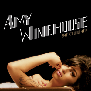 Amy Winehouse Back To Black single