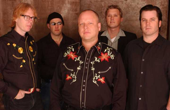 Frank Black & The Catholics band photo