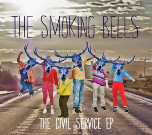 The Smoking Bells The Civil Service EP