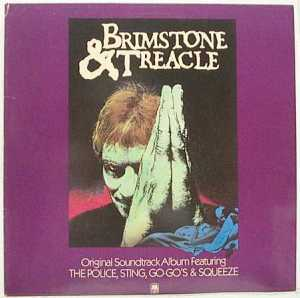 Brimstone and Treacle Soundtrack
