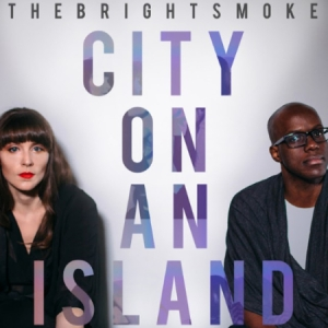 The Bright Smoke City On An Island