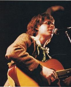 Bruce Cockburn 1978-79 Grant Hall
