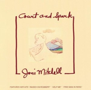 Court and Spark Joni Mitchell