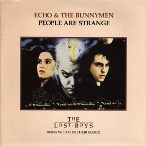 Echo and the Bunnymen People Are Strange