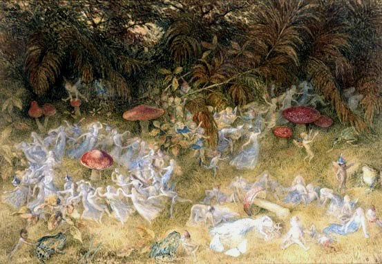 Fairy_Rings_and_Toadstools_by_R_Doyle
