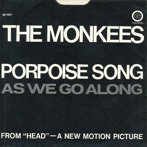 The_Monkees_single_08_Porpoise_Song