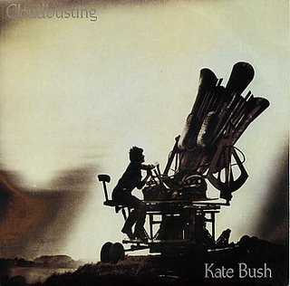 Kate Bush Cloudbusting