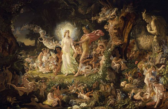 640px-Sir_Joseph_Noel_Paton_-_The_Quarrel_of_Oberon_and_Titania_-_Google_Art_Project_2