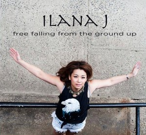 Free falling from the ground up Ilana J