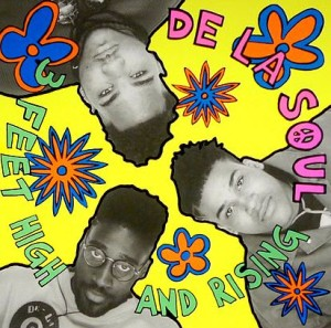 De La Soul Three Feet High and Rising