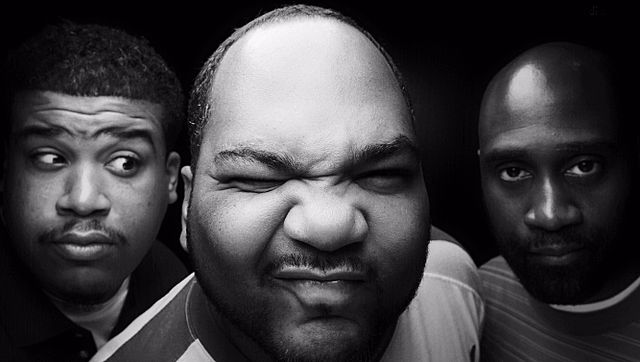 De La Soul group shot