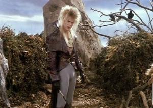 Goblin King Bowie