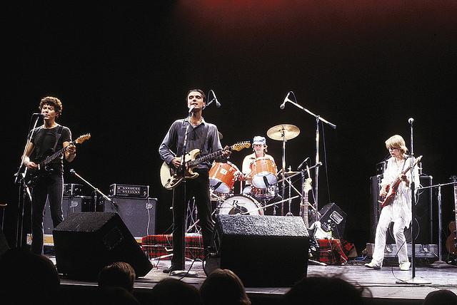 Talking Heads Group shot