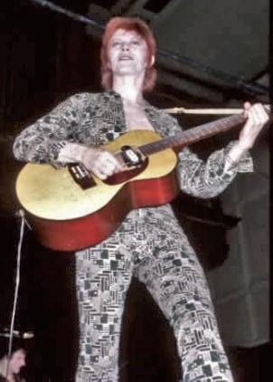Ziggy Stardust era Bowie