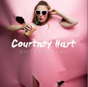 Courtney Hart White Cadillac single