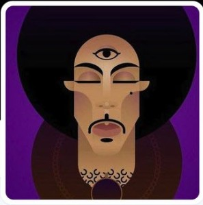 Prince Twitter image