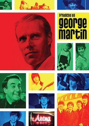produced by George Martin DVD cover