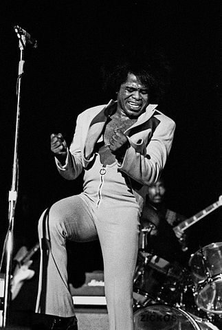 James Brown 1973